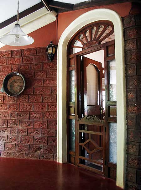 Foyer & Entrance for Rockheart Goa's Cottage